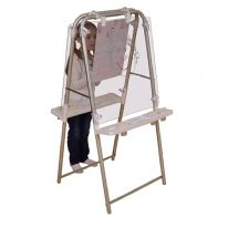 2 sided Easel Set with 2 Clear boards